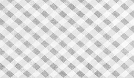 white diagonal striped lattice pattern on gray background, checkered design