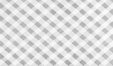 white diagonal striped lattice pattern on gray background, checkered design