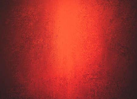 Fondo de banner rojo con metal pintado brillante y bordes negros