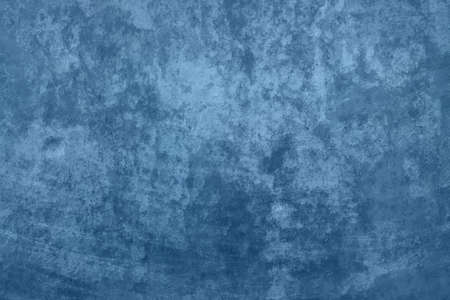 old blue background with grunge design, elegant classy stone textured background Фото со стока
