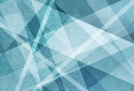 blue background with abstract angles and triangle layers in abstract geometric pattern with texture for web and business designs Stock fotó