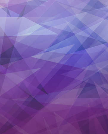 Purple blue and pink background with abstract angles and triangle layers in abstract geometric pattern for web and business designs Stock fotó