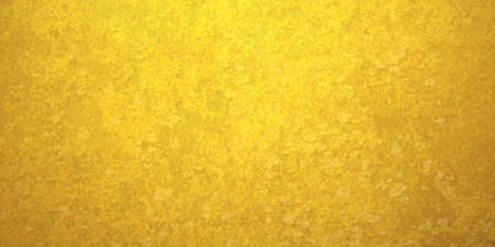 Gold background with shiny flecks in old vintage textured design, elegant fancy crackled foil or yellow plaster wall texture Фото со стока