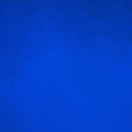 Bright blue background with faint texture and solid blank design, elegant background color