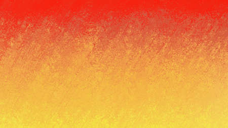 Bright warm colors of red orange and yellow autumn colors with smeared diagonal grunge texture design 版權商用圖片