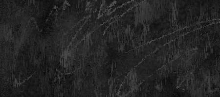 Distressed black abstract background design with scratched texture and marker lines in aged old painted graffiti surface 版權商用圖片