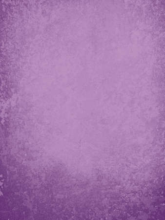 Old distressed purple background with pastel center and dark border grunge