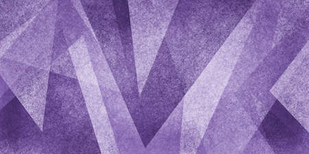 abstract purple and white background with texture in modern geometric design with triangle shapes and angled lines layered in graphic art pattern, contemporary creative composition 版權商用圖片