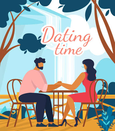 Dating Time Motivation Poster for Lonely People