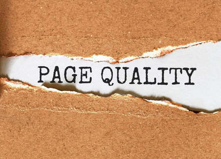 Page Quality. Your Journey Starts Here Motivational Inspirational Business Life Phrase Note
