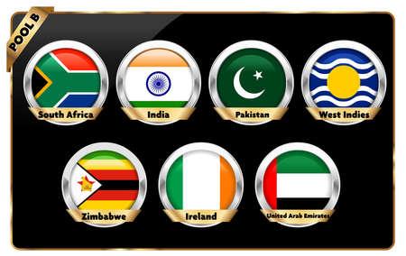 world cup: Cricket 2015 match schedule, cricket team