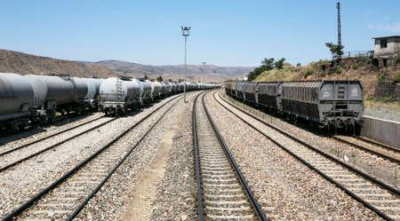 railway transportation: Railway transportation
