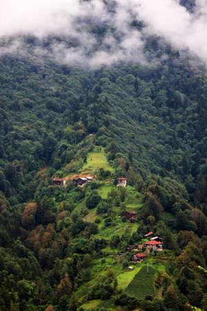 kackar: Plateau Kackar in The Black Sea Region, Turkey