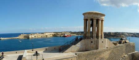 siege: The Siege Bell Monument at Valletta