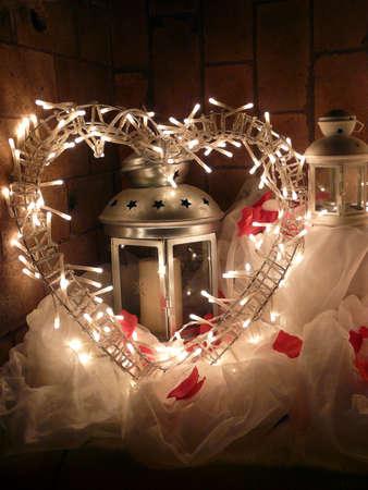 iluminados: Un corazón iluminado