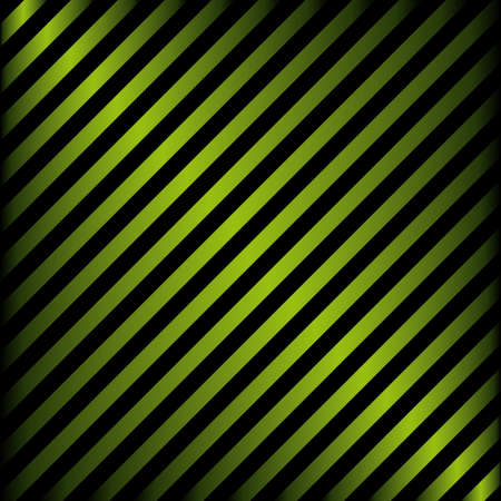 Straight green lines abstract vector background with gradient