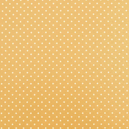 Dotted yellow background photo
