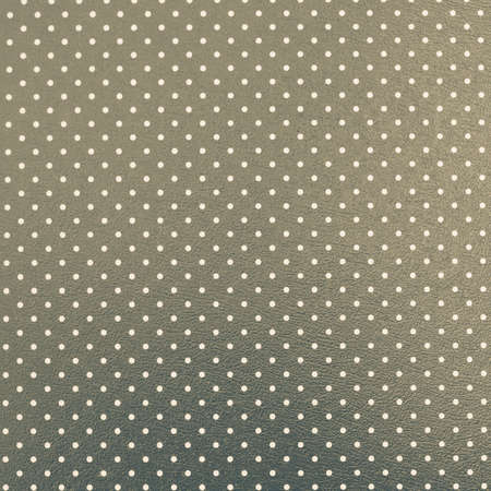 Dotted green-grey background photo