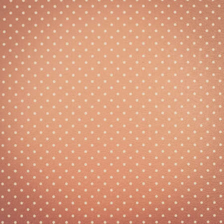 Dotted orange background photo