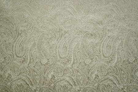 Green paisley background texture photo