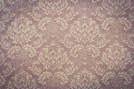 victorian wallpaper: Vintage wallpaper background Stock Photo