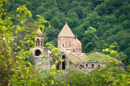 The monastery of Dadivank, Nagorno-Karabakh Republic