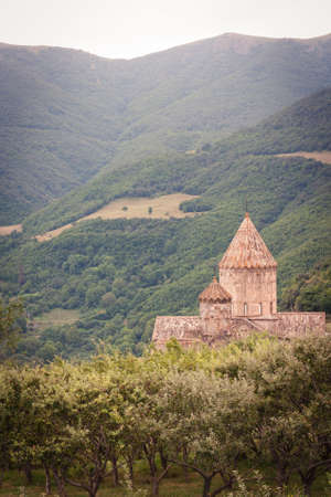 tatev: The Tatev monastery, Armenia