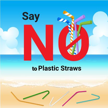 Stop plastic pollution on sea