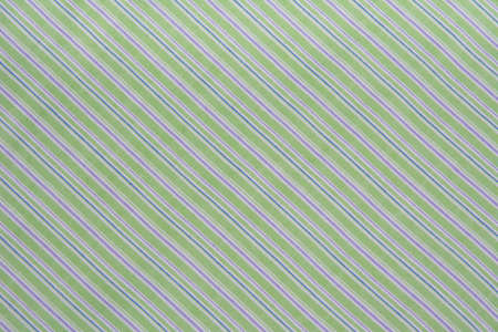 specific clothing: Linen fabrics in shades of green