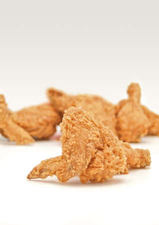 crispy: chicken ving fried