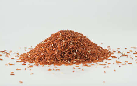 Manpo red rice  Stock Photo - 13165097