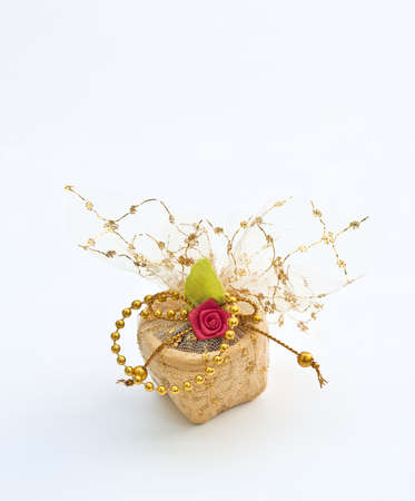gift for wedding, thai tradition, give to guests at the event Stock Photo