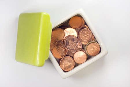 thai coin Stock Photo