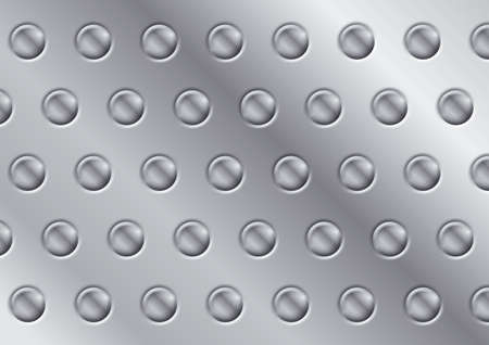 perforated plate photo