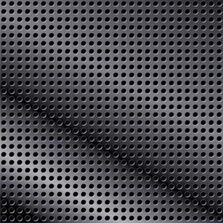 perforated sheet Stock Photo - 5207563