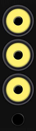 loudspeaker system photo