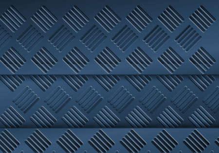 perforated sheet: metallic plate