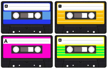 Audio tapes  photo