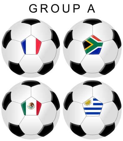 soccer wm: Soccer  Football World Cup Group A