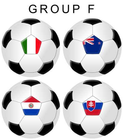 rsa: Soccer  Football World Cup Group F