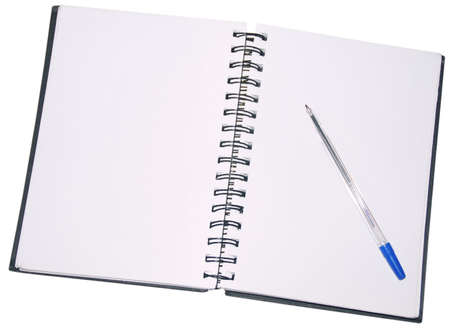 Pad and Pen Stock Photo - 6500934