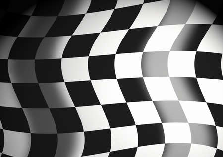 Racing Flag Background photo