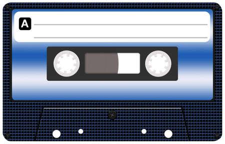 bande de cassette audio