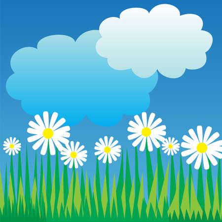 Spring Background  photo