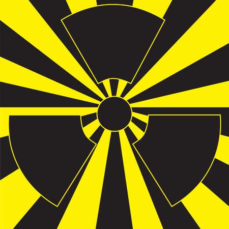 Radioactive Icon  Stock Photo - 6641596
