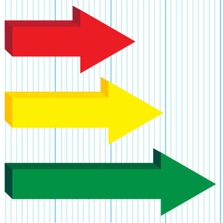 Arrows Stock Photo - 6838773