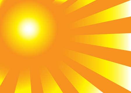 sunstroke: Hot Summer Background