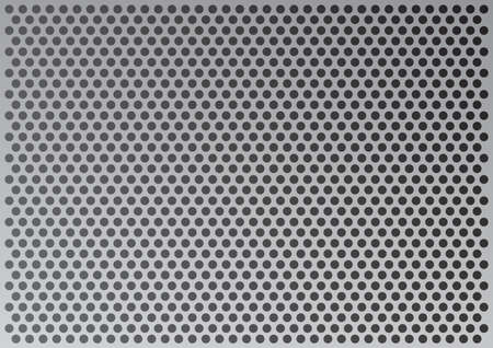 brushed aluminum: Placa met�lica