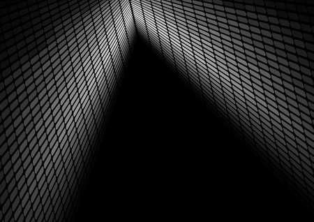 soundsystem: Grayscale Equalizer Stock Photo