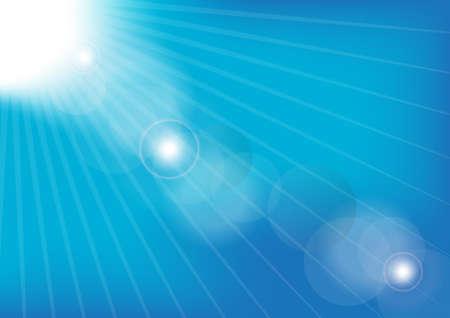 Sun Rays Stock Photo - 7353487